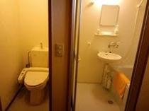 バス・トイレ(完全分離型)