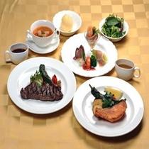 選べる夕食・洋食
