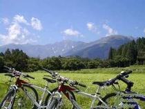 bikes and peaks