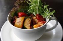 信州高原野菜のヘルシーグリルDON
