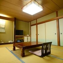 *別邸(客室一例)/純和風の客室は気品ある落ち着いた風情。心和む休日をお過ごし下さい。