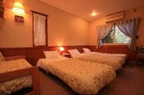 客室3人部屋
