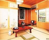 【客室】やすらぎに満ちたふるさとの宿。心和むおもてなし