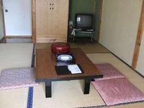 【客室】和室6畳