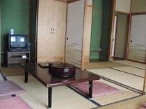 【客室】和室12畳(6畳+6畳)