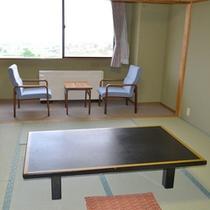 *【和室8畳一例】落ち着きのあるお部屋でゆったりとおくつろぎいただけます。