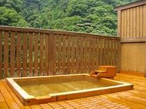 屋上貸切露天風呂(千両)