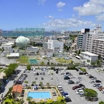 沖縄の晴れた日。こんなに美しいのです。