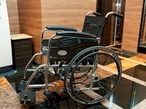 車椅子(貸出)