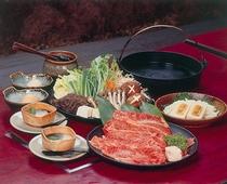 (地物)松阪肉すき焼き