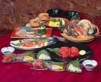 松阪肉と伊勢湾の幸プラン