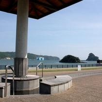 間戸が浜海遊公園