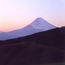 *富士山(夕景)