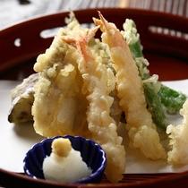 揚げたて天ぷら定食(ランチ)