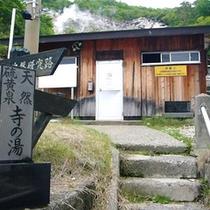 下藤屋そば共同浴場 寺の湯500