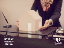 【MY HOME HOTEL】ヴィアインはお客様にご自宅のようにくつろいでいただけるホテルを目指しま