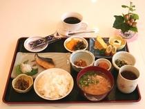 和朝食です。800円(税込み)