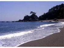 桂浜です☆当ホテルから車で約30分です♪