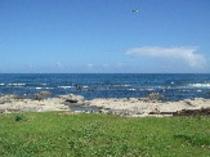 ポルトメゾン近くの海です。