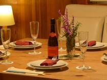 特別な記念日やお食事会に人気です。