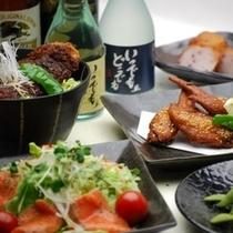 メニュー例【夕食】