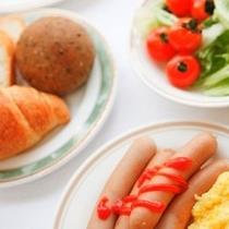 洋食例【朝食】