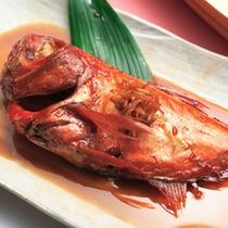 伊豆下田産「金目鯛の姿煮」