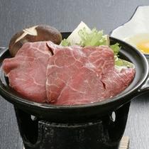 長崎牛すき焼き