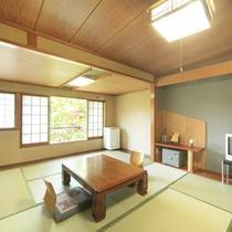 本館客室(10畳)一例