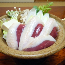 *【料理例/鴨鍋】季節の食材を使用したお食事です。