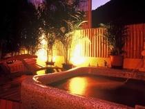 「天空」の屋上露天風呂