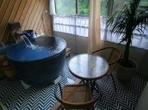 「瑠璃」のお風呂