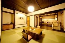 『離れ』和室14畳+ベッドルーム