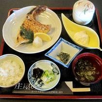 庄屋の館【料理一例】