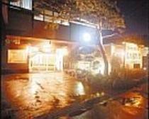 夜景の旅館