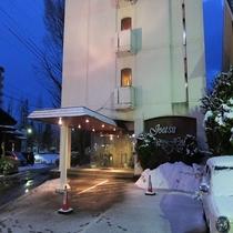 ★ホテル外観★