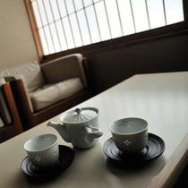 客室のイメージ 広縁でゆっくりお茶を・・・