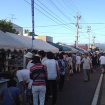 【会津美里町 本郷焼 せと市】毎年8月の第一日曜日に開催されます。(当館よりお車で約40分)