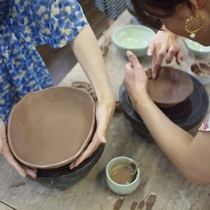 慶山焼き陶芸体験