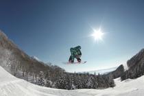 アルツ磐梯 スノーボード