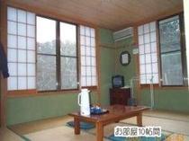 春夏秋冬、お部屋からの景色は癒しを与えます。