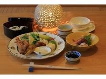 お子様(小学校低学年向け)の料理イメージ