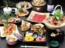 2011年忘新年会料理「冬桜」