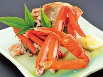 紅ズワイ蟹