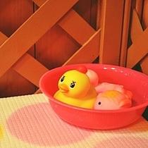 1階大浴場には、ベビーベット、おむつBOXをご用意しております。