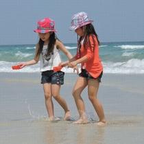 海辺の休日1
