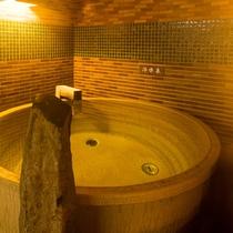 ◆夜通し入れる男女別天然温泉◆女性大浴場<冷水泉>