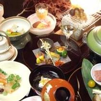 *夕食(秋)2