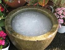 忍者のお湯
