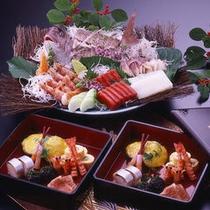 祝宴プラン(料理一例)